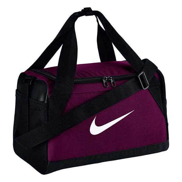 Forma del barco En detalle Mirar atrás  Nike Brasilia 7 Extra Small Duffel Bag
