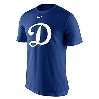 Men's Nike Los Angeles Dodgers Lightweight Dri-FIT Tee