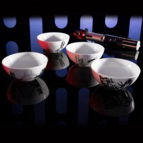 Star Wars 4-pc. Soup / Cereal Bowl Set by Zak Designs