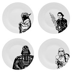 Star Wars 4-pc. Dinner Plate Set by Zak Designs