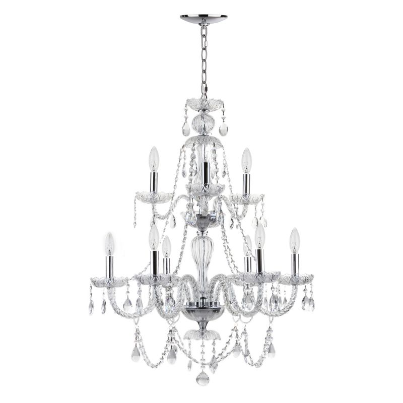 Safavieh Aura Chandelier Grey 534 99 Gay Times