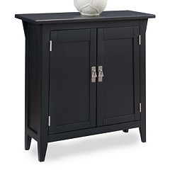 Leick Furniture Mission Entryway Cabinet