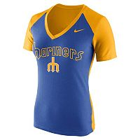 Women's Nike Seattle Mariners Cooperstown Fan Tee