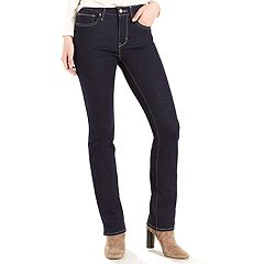 Women's Levi's® Slimming Straight-Leg Jeans