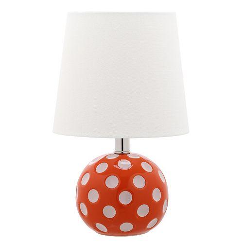 Safavieh Polka-Dot Mini Table Lamp