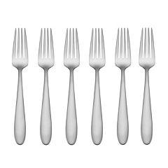 Oneida Vale 6 pc Salad Fork Set