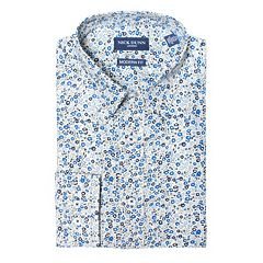 Men's Nick Dunn Modern-Fit Dress Shirt