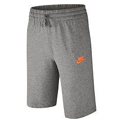 Boys 8-20 Nike Jersey Shorts
