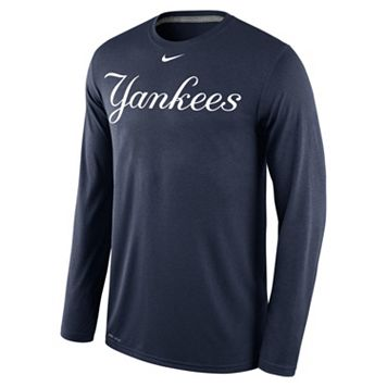 Men's Nike New York Yankees Wordmark Dri-FIT Legend Tee