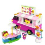 Shopkins Kinstructions Food Fair Truck Set