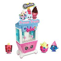 Shopkins Kinstructions Frozen Treat Stand Set