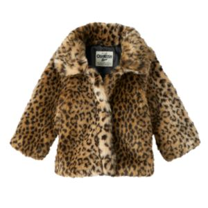 Baby Girl OshKosh B'gosh® Faux-Fur Coat