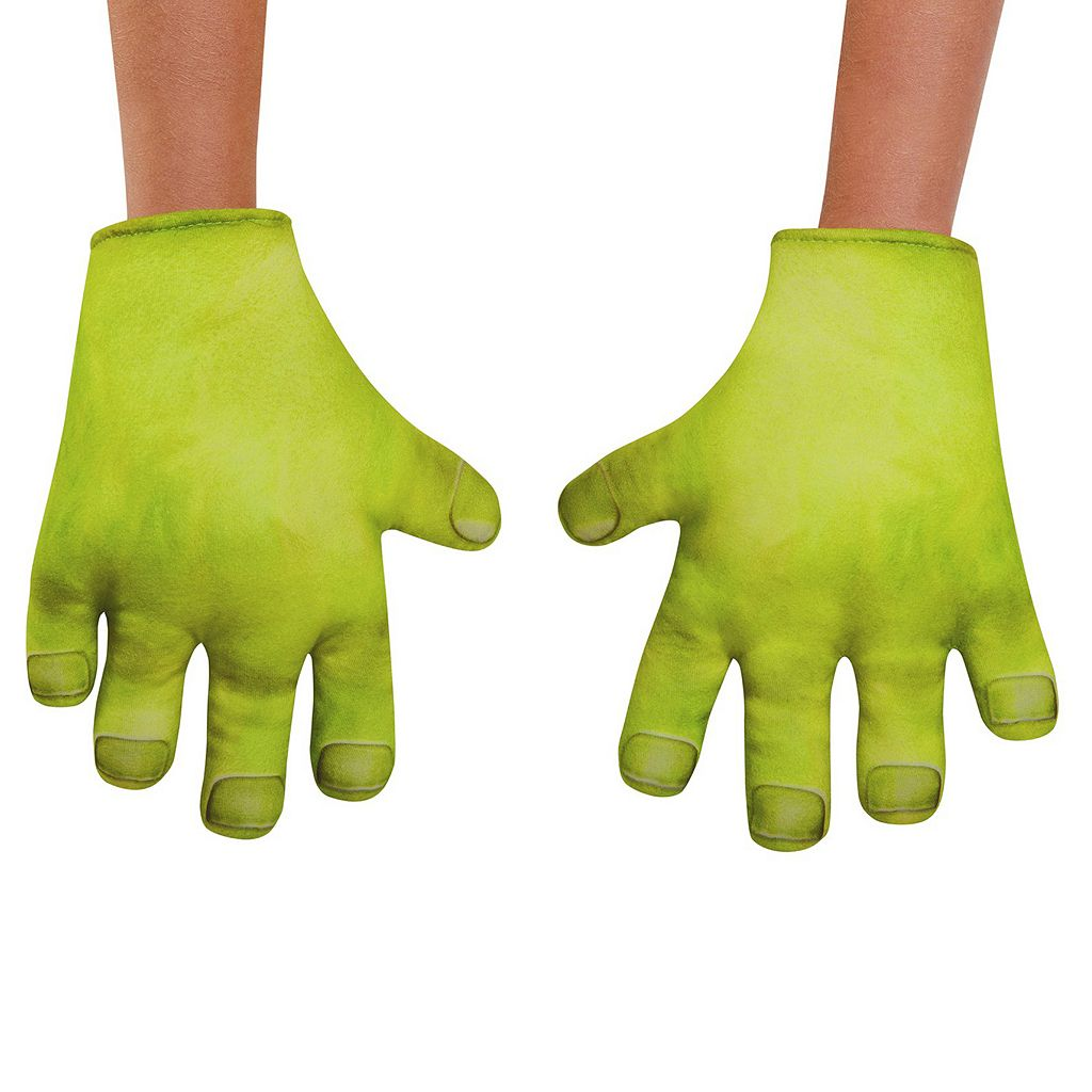 Youth Shrek Soft Hands Costume Accessory
