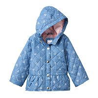 Baby Girl Carter's Midweight Quilted Jacket