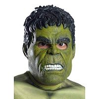 Youth Avengers: Age of Ultron The Hulk Costume Mask