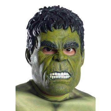 Youth Avengers: Age of Ultron The Hulk Costume Mask