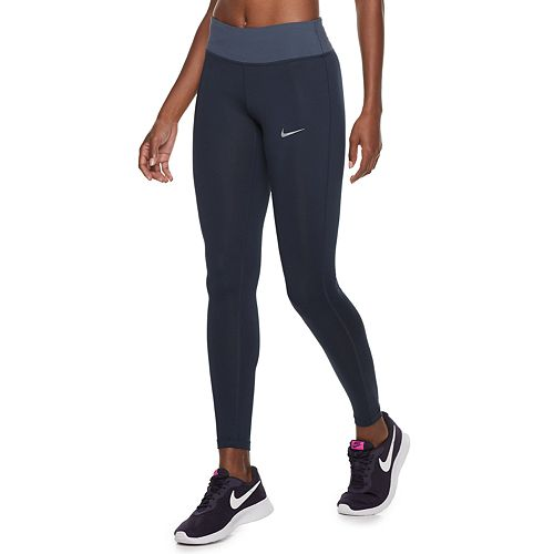 Women's Nike Power Essential Running Midrise Tights