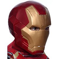 Youth Marvel Captain America: Civil War Iron Man 2-Piece Costume Mask