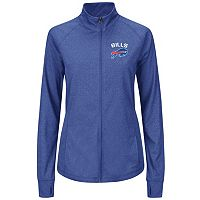 Plus Size Majestic Buffalo Bills Track Jacket