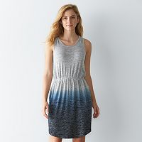 Women's SONOMA Goods for Life™ Dip-Dyed Tank Dress