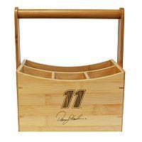 NASCAR Denny Hamlin Bamboo Utensil Caddy