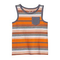 Baby Boy Jumping Beans® Striped Tank
