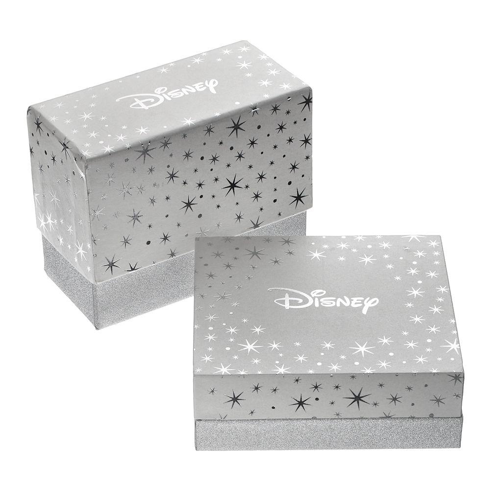 Disney's Frozen Crystal Snowflake Bolo Bracelet