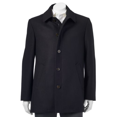 Men's Chaps Classic-Fit Wool-B...