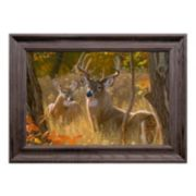 Reflective Art Secret Rendezvous Framed Wall Art