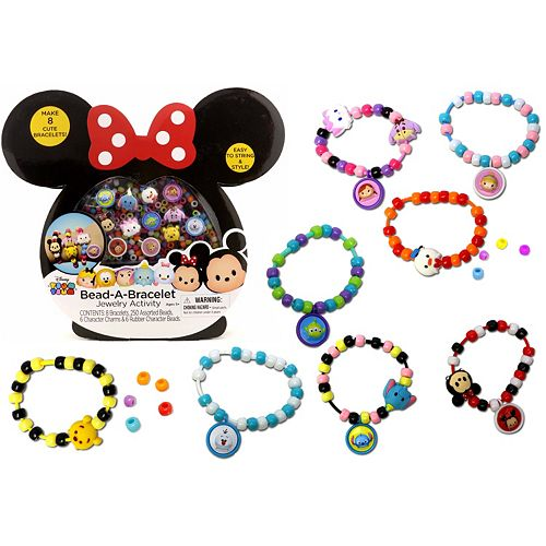 Disney's Tsum Tsum Bead-A-Bracelet Jewelry Activity Kit