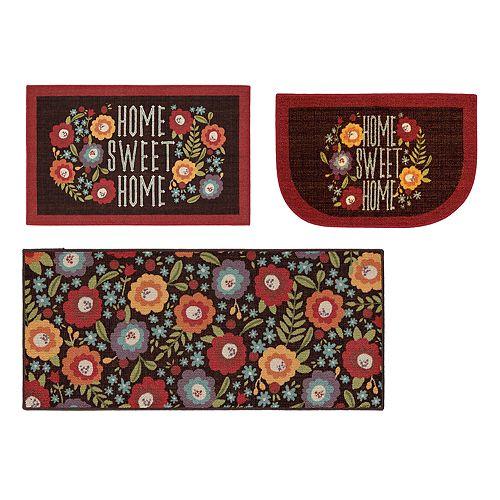 Mohawk® Home ''Home Sweet Home'' Garden Kitchen Rug - 20''x 30''