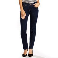 Women's Levi's 714 Slim Straight Leg Jeans