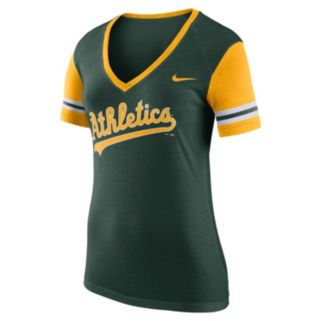 Women's Nike Oakland Athletics Fan Tee