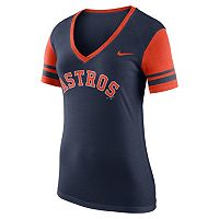 Women's Nike Houston Astros Fan Tee