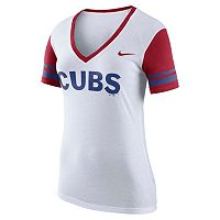 Women's Nike Chicago Cubs Fan Tee