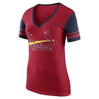 Women's Nike St. Louis Cardinals Fan Tee