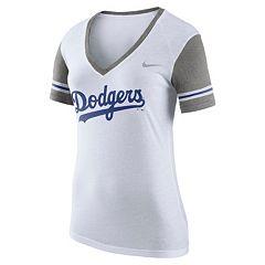Women's Nike Los Angeles Dodgers Fan Tee