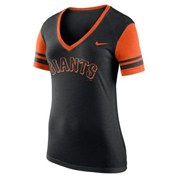 Women's Nike San Francisco Giants Fan Tee