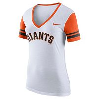 Women's Nike San Francisco Giants Fan Tee