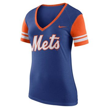 Women's Nike New York Mets Fan Tee