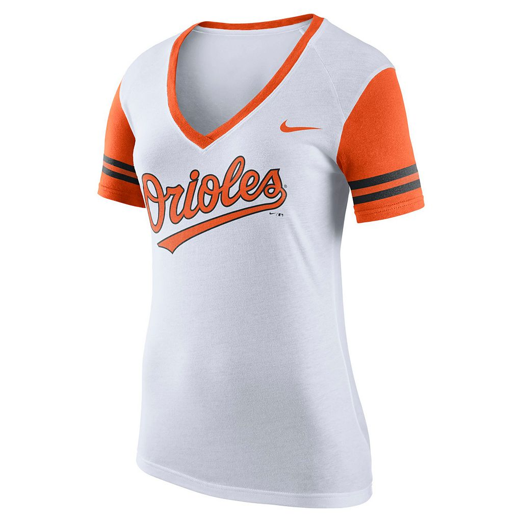 Women's Nike Baltimore Orioles Fan Tee