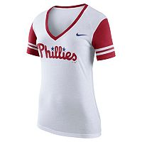 Women's Nike Philadelphia Phillies Fan Tee