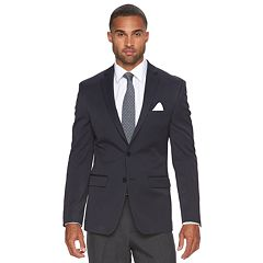 Big & Tall Van Heusen Slim-Fit Flex Blazer
