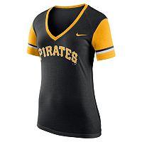 Women's Nike Pittsburgh Pirates Fan Tee
