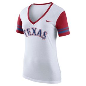 Women's Nike Texas Rangers Fan Tee