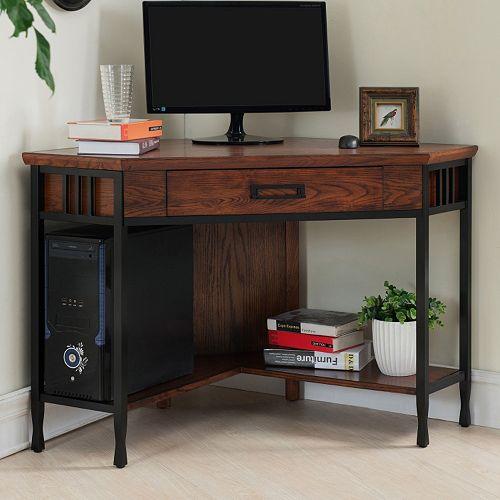 Leick Furniture Corner Office Desk