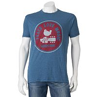Men's Woodstock Band Tee