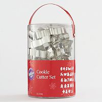 Wilton 25-pc. Holiday Cookie Cutter Set