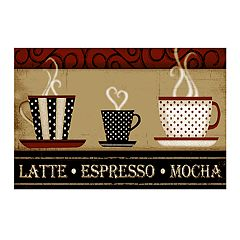 Mohawk® Home ''Latte, Espresso, Mocha'' Kitchen Rug - 20''x 30''