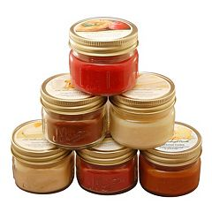 LumaBase 3-oz. Holiday Candle 6-piece Set